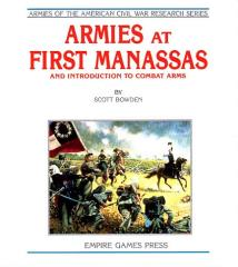 Armies at First Manassas