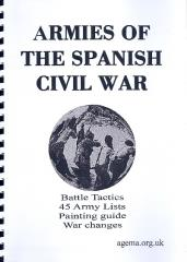 Armies of the Spanish Civil War (2nd Edition)