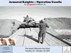 Armored Knights - Operation Gazelle