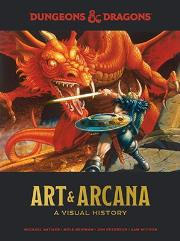 Art & Arcana - A Visual History
