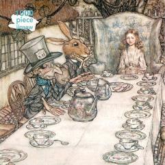 Arthur Rackham - Alice in Wonderland