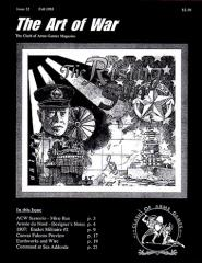 "#22 ""The Rising Sun, ACW Scenario - Mine Run, Armee Du Nord"""