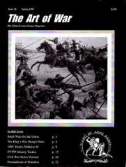 "#26 ""Small Wars for the Union, King's War, Civil War Series Variants"""