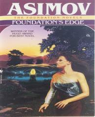 Foundation Series #5 - Foundation's Edge