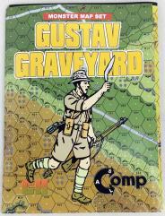 Gustav Graveyard - Cassino, Monster Map