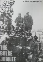 "#28 ""4 Scenarios, Kampfgruppe Peiper Campaign Game"""