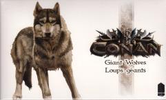 Giant Wolves (Kickstarter Exclusive)