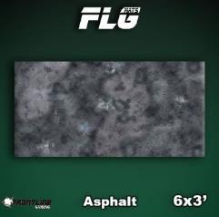 6' x 3' - Asphalt