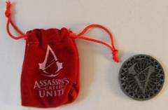 Assassin's Creed - Unity, Collector's Coin and Pouch