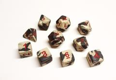 Assassin's Ghost w/Red (10)