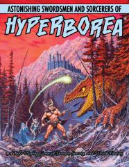 Astonishing Swordsmen and Sorcerers of Hyperborea (2nd Edition)