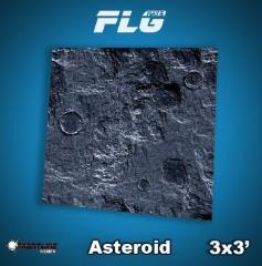 3' x 3' - Asteroid