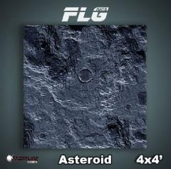 4' x 4' - Asteroid