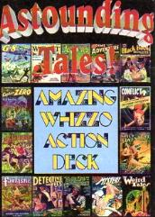 Astonding Tales - Amazing Whizzo Action Deck