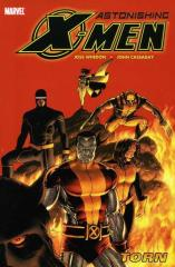 Astonishing X-Men Vol. 3 - Torn
