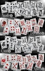 Asylum Playing Cards