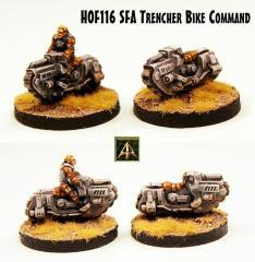 Trencher Bike Command