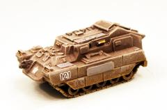 Grey Adder Tracked APC Battle Taxi