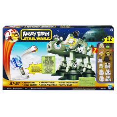 Angry Birds AT-AT Attack Battle Game