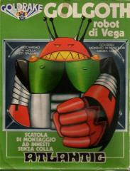Golgoth - Robot di Vega