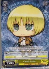 Promo Pack - Attack on Titan, Chimi Armin
