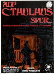 Auf Cthulhus Spur (Call of Cthulhu, 1st Edition)