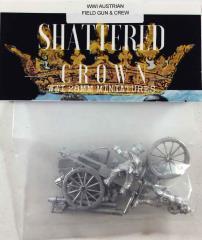 Austrian Field Gun & Crew