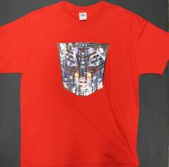 Autobots Logo T-Shirt (L)