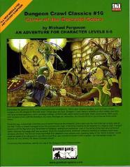 Curse of the Emerald Cobra w/Original Designer's Notes