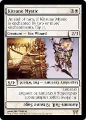Autumn-Tail, Kitsune Sage/Kitsune Mystic (R)