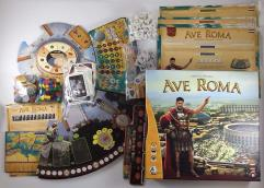 Ave Roma Complete Collection - Base Game + All Five Expansions! (Kickstarter Exclusive Edition)