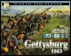 War of the States - Gettysburg 1863