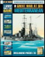 Great War at Sea #1 - The Mediterranean (2nd Edition, 1st Printing)