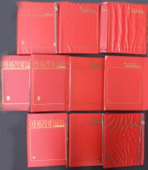 Avalon Hill General Binder 10-Pack (Red)