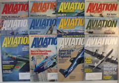 Aviation History Magazine Collection - 12 Issues!