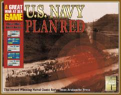 Great War at Sea #7 - U.S. Navy Plan Red (1st Printing)