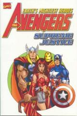 Avengers - Supreme Justice