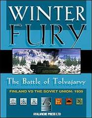 Winter Fury (1st Edition)