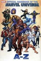 Official Handbook of the Marvel Universe A-Z Vol. 6