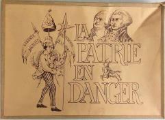 La Patrie en Danger 1793 (La Revolution Francaise, French 1st Edition)