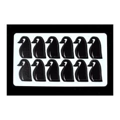 Batman Miniature Game - Penguin Hero Tokens