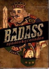 Badass - Spades & Grenades