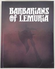 Barbarians of Lemuria (Mythic Edition, 2.7 Reprint)