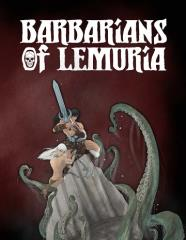 Barbarians of Lemuria (Mythic Edition, 2.6 Reprint)