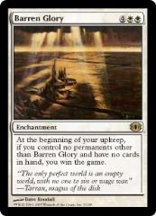 Barren Glory (R) (Foil)