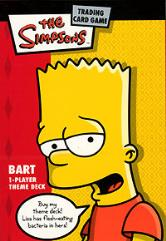 Simpsons Card Game - Bart Starter Deck