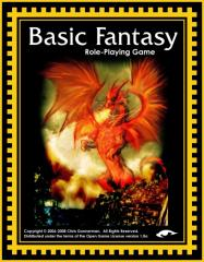 Basic Fantasy Role-Playing Game (2nd Edition)
