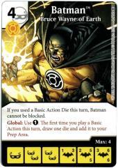 Batman - Bruce Wayne of Earth