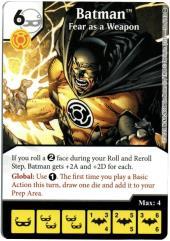 Batman - Fear as a Weapon