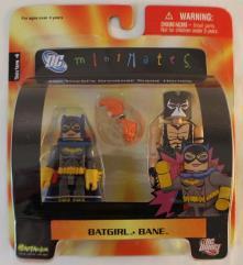 Batgirl & Bane